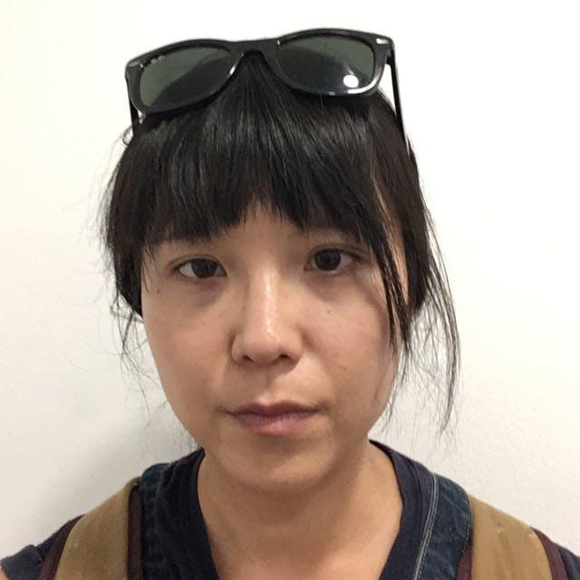 Die Autorin Christine Ro