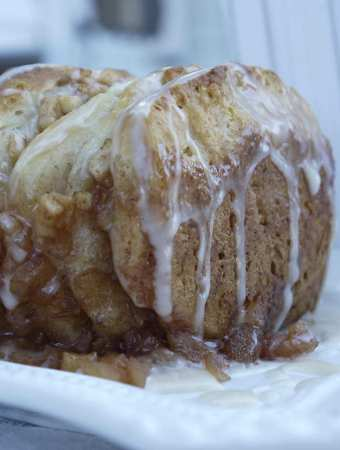 Apple Strudel Monkey Bread