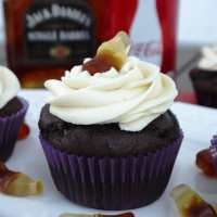 Jack and Coke Cupcakes: The Sequel