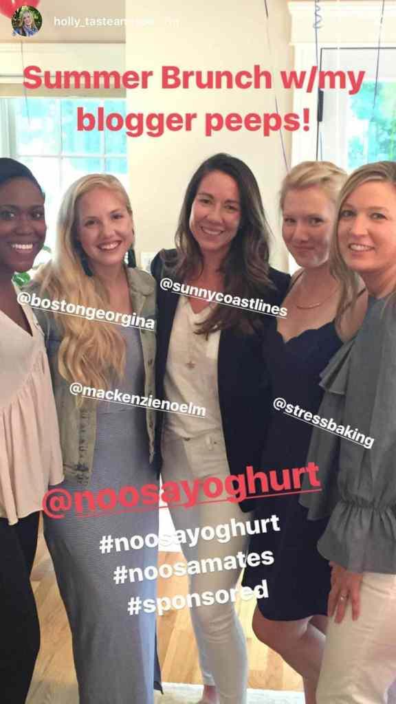 Noosa ladies who brunch