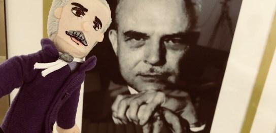 ミルトン・H・エリクソンの指人形