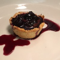 Dark Chocolate Stout Tarts