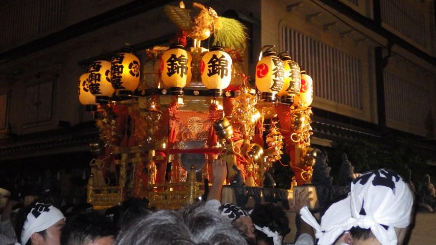 祇園祭還幸祭のルートご案内!本当のクライマックスに行きませんか?