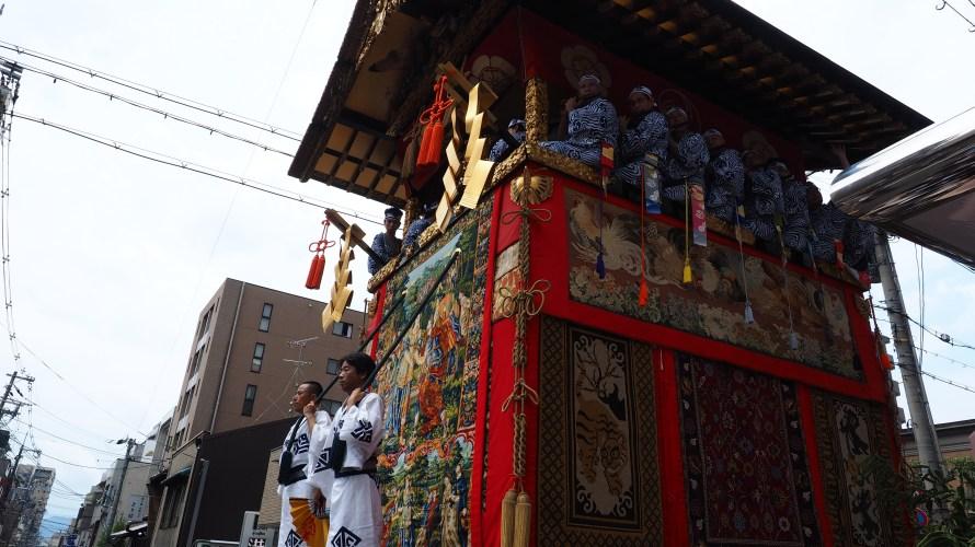 祇園祭の山鉾に西洋のタペストリーがなぜあるのか?歴史の謎と物語