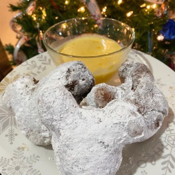 Gingerbread Beignets