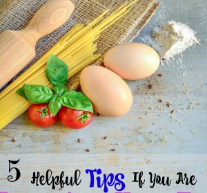tips for learning how to cook