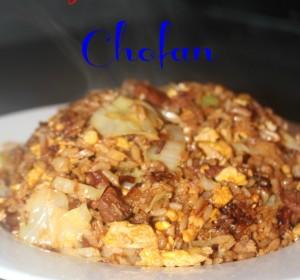 Dominican chofan