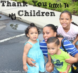 letter to my kids
