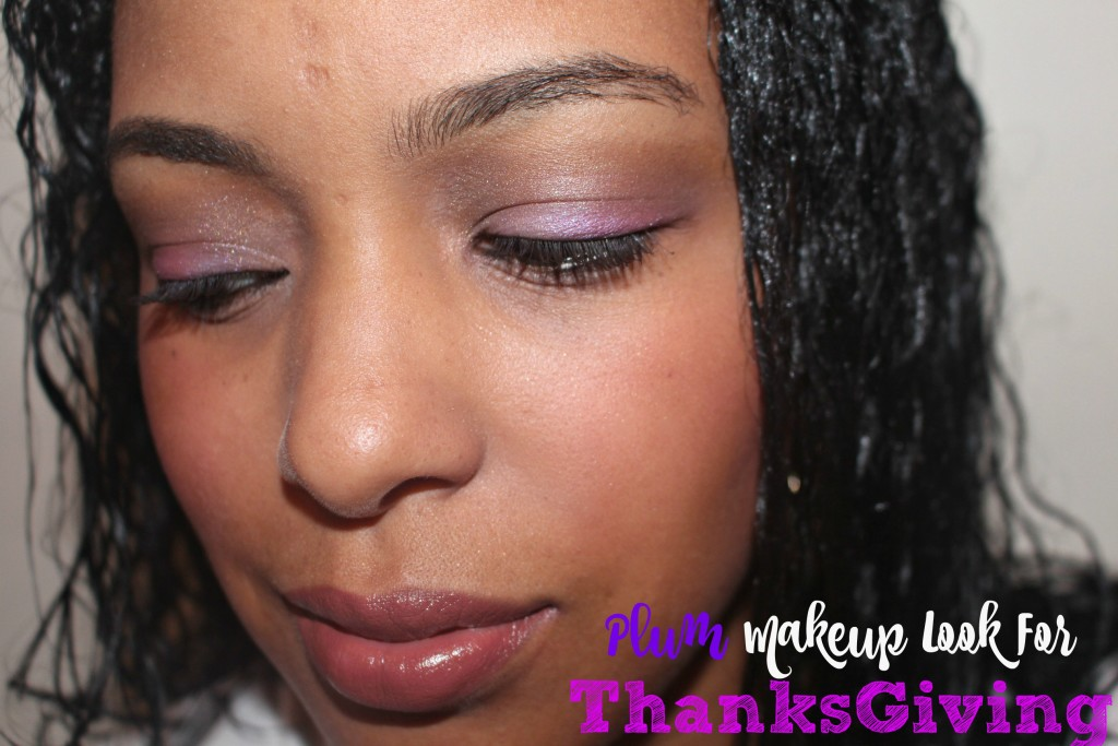 makeup look for the holidays
