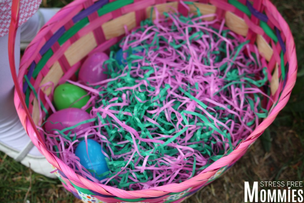 eggs on Easter