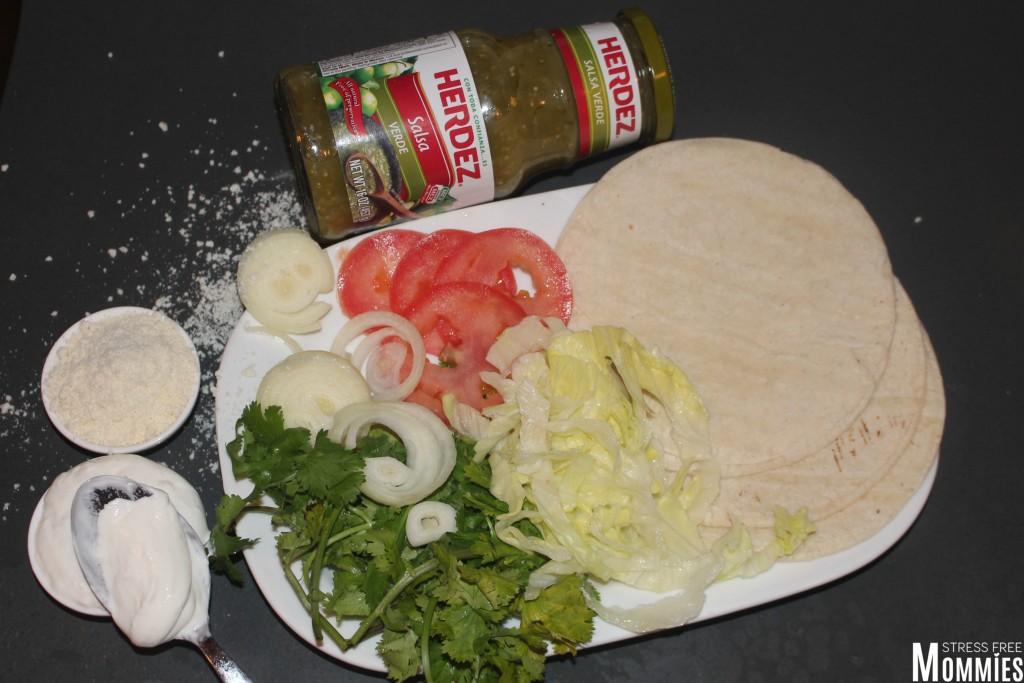 vegetarian chilaquiles recipe