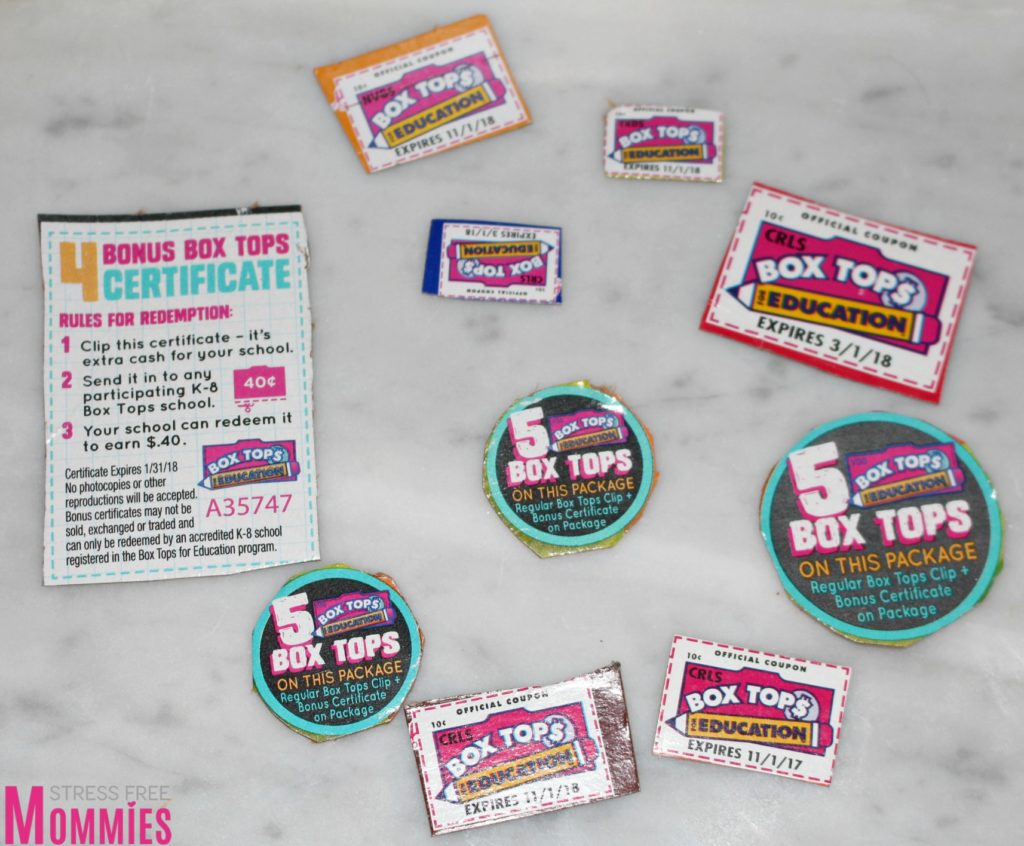 better learning and real success with box tops