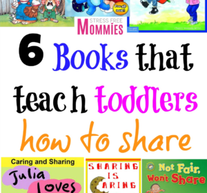 Teach your toddler how to share the easy way! Children learn when you read to them and ask them questions. Check out these books that teach toddler to share