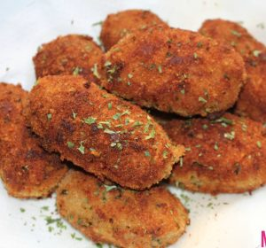 easy chicken croquettes