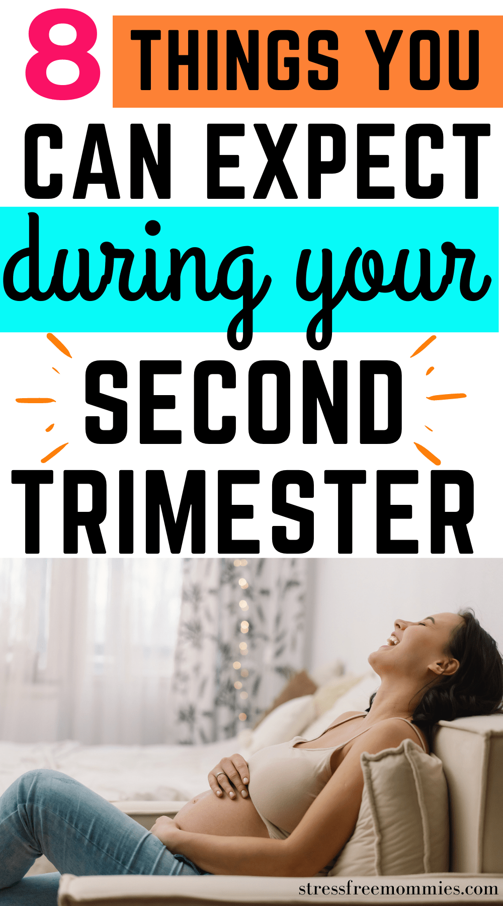 8 things you can expect during your second trimester