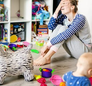 overwhelm tips for moms in motherhood