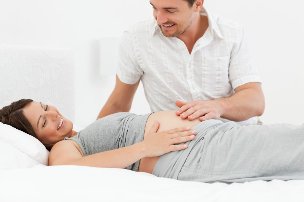 tips to include your husband in pregnancy.