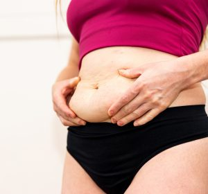 what to expect with postpartum body