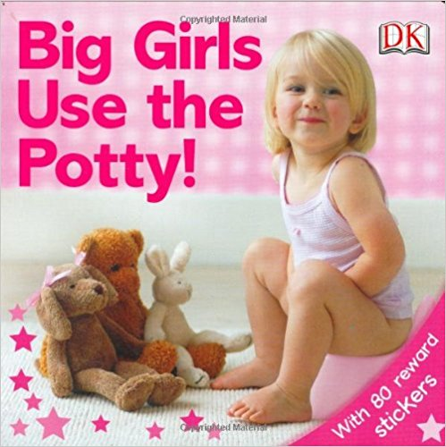 7 helpful potty training books for toddlers