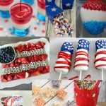 22 4th of July treats and drinks