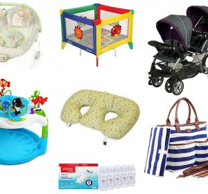 10 baby items that helped me survive the first year with twins