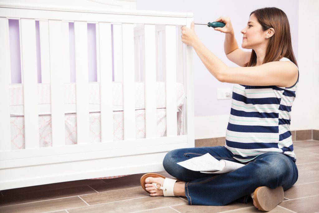 Pregnancy nesting ideas to do