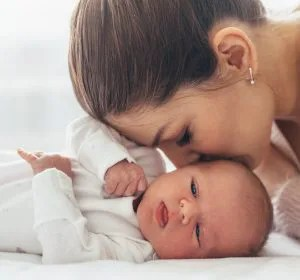 new mom with newborn tips and tricks.