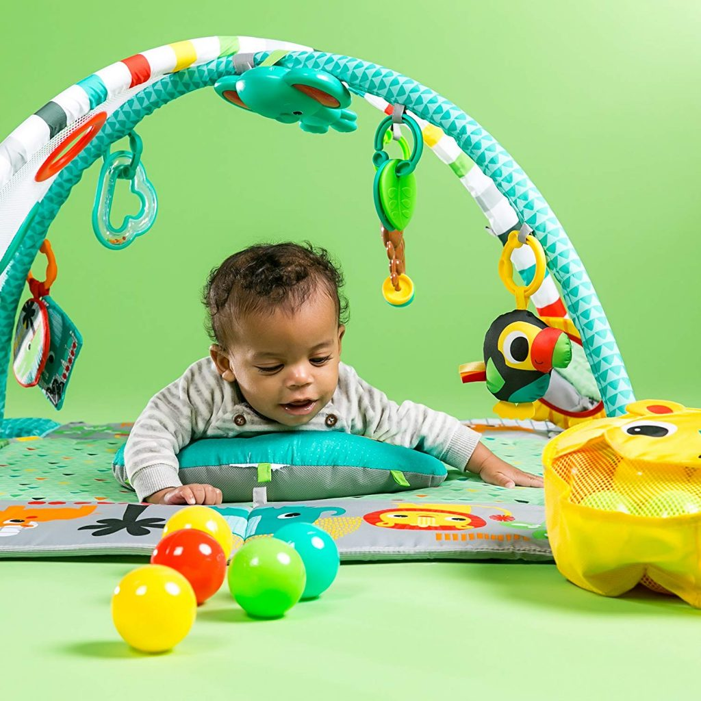 best tummy time play mats