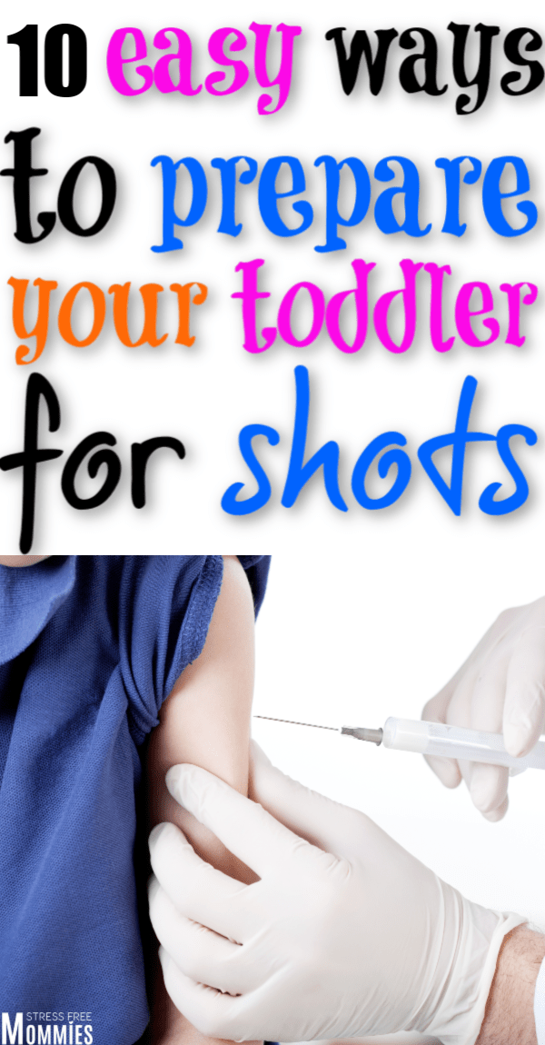10 easy ways to prepare your toddler for shots