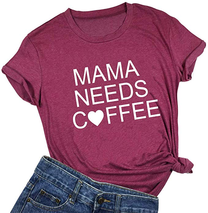 cute comfortable shirts for new moms
