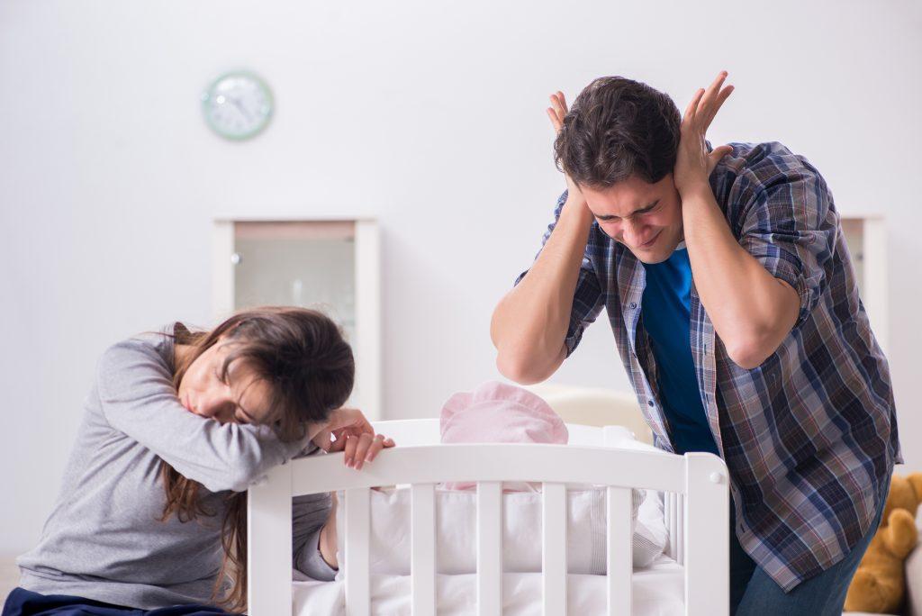 new mom sleeping tips