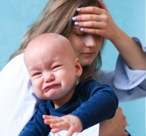 soothing a crying baby tips