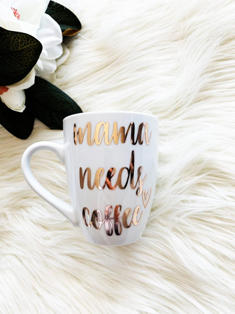 mama needs coffee mug