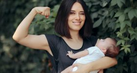 Postpartum tips. Life after baby.