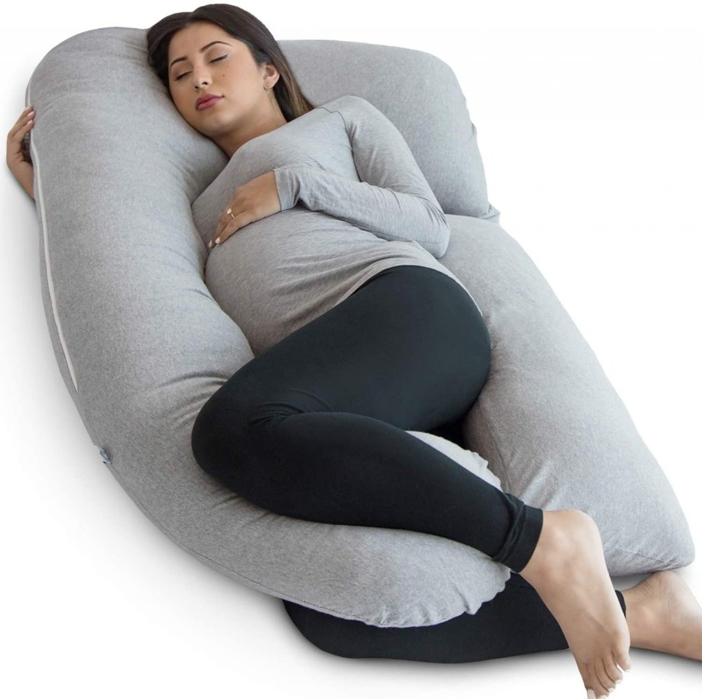 Ushape pregnancy pillow