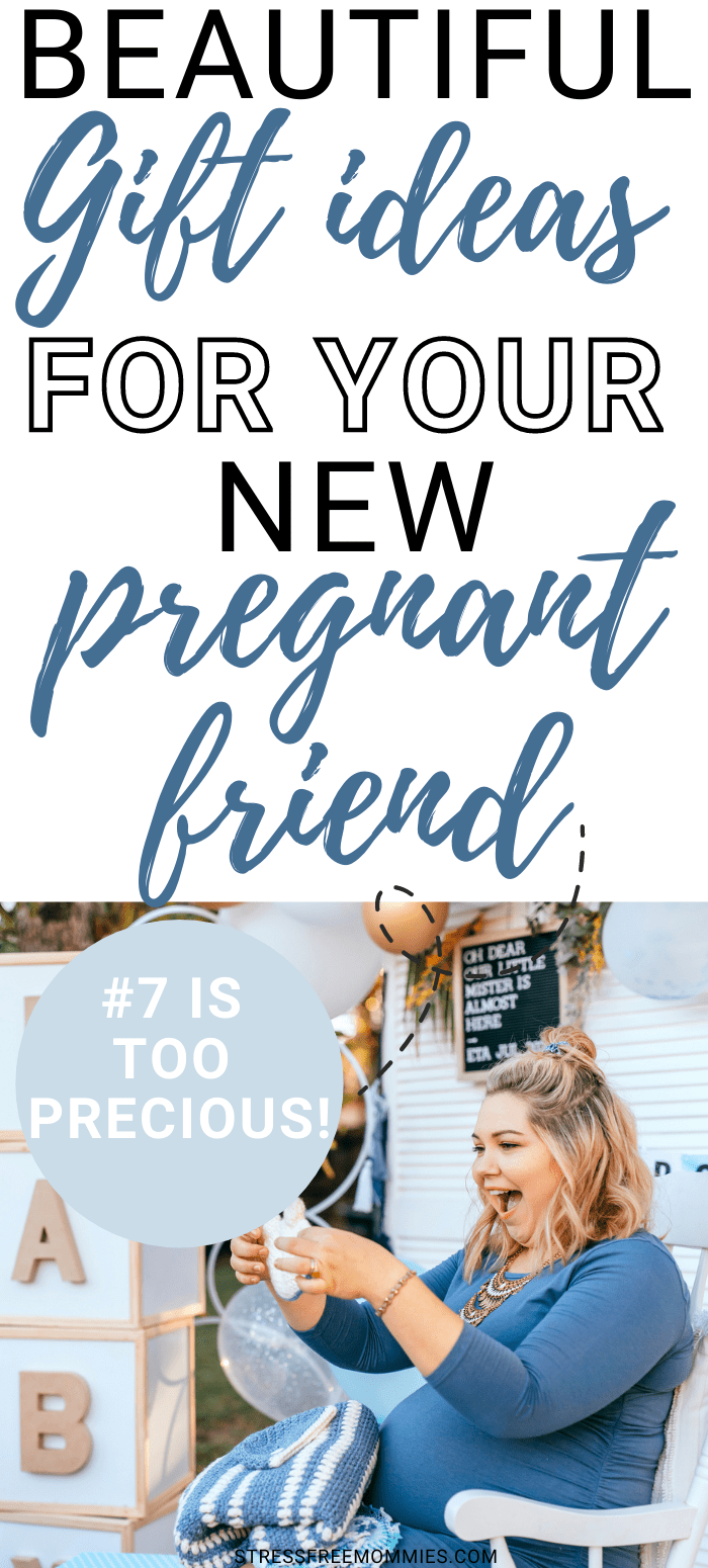 11 best pregnancy gift ideas for the mom who just found out she\'s pregnant