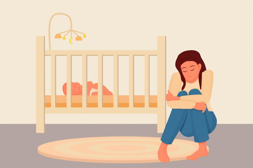 mom guilt tips for new moms. How to know your contributors to your mom guilt.