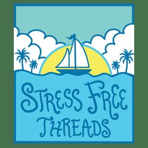 Stress Free Threads Logo-Etsy