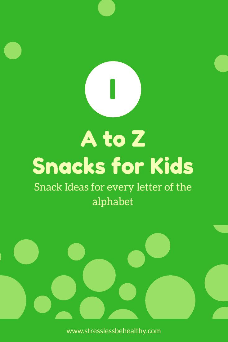snacks that start with i, letter i snacks, alphabet snacks, snacks for kids, healthy snacks, healthy snacks for kids