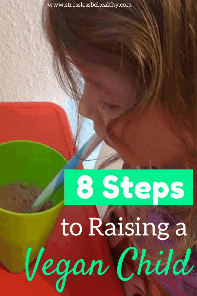 raising a vegan child