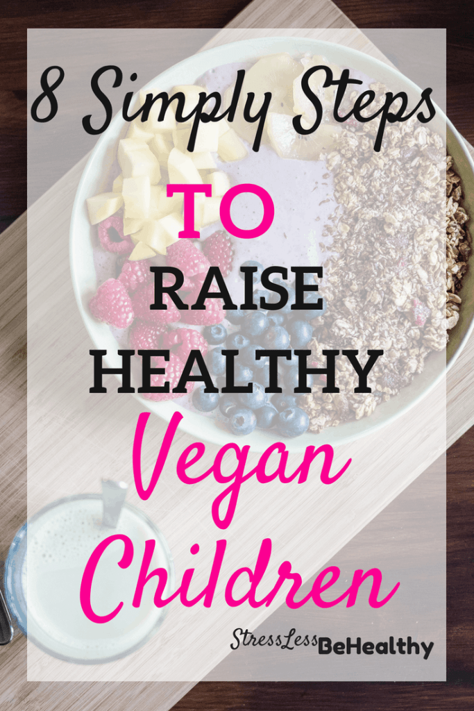 raising vegan children