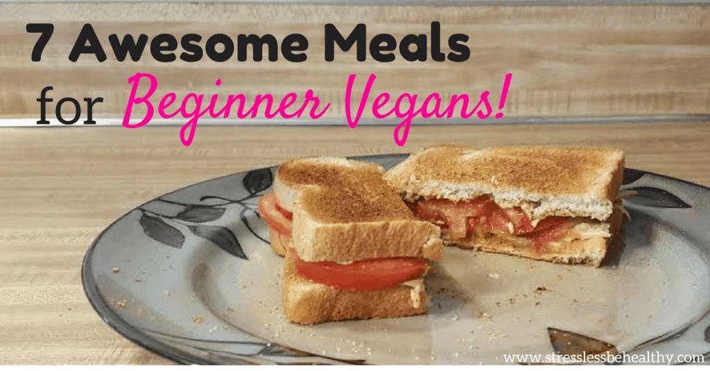 vegan meals for beginners