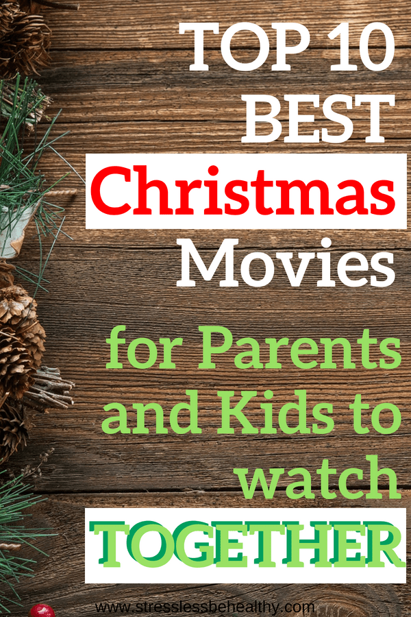 The best classic christmas movie for kids to watch all in one incredible list! These are must watch funny movies, movies for kids or whole families to watch together to embrace the magic of Christmas once more!