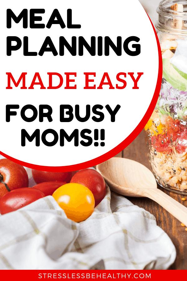 meal prep, meal plan, meal planning system, mason jars for meal prep, glass jar for salads