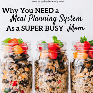 meal prep, meal plan, meal planning system, mason jars for meal prep, glass jar for salads