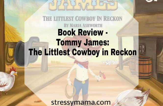 'Tommy James: The Littlest Cowboy in Reckon'