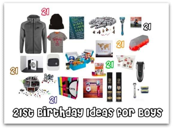 21st birthday ideas for boys stressy mummy