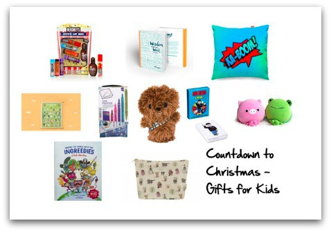 Countdown to Christmas – Gifts for Kids