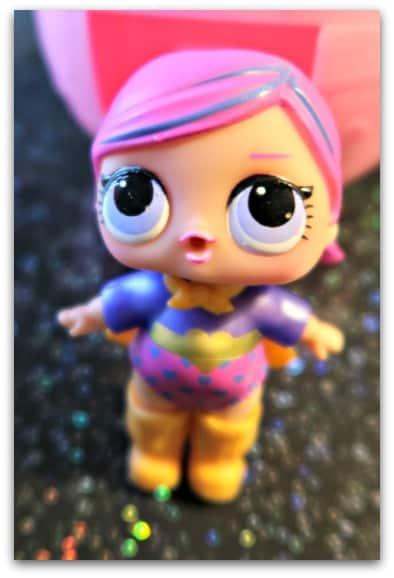 L.O.L. Surprise doll