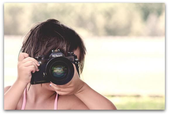 How to Choose the Best Camera for Your Young Photographer